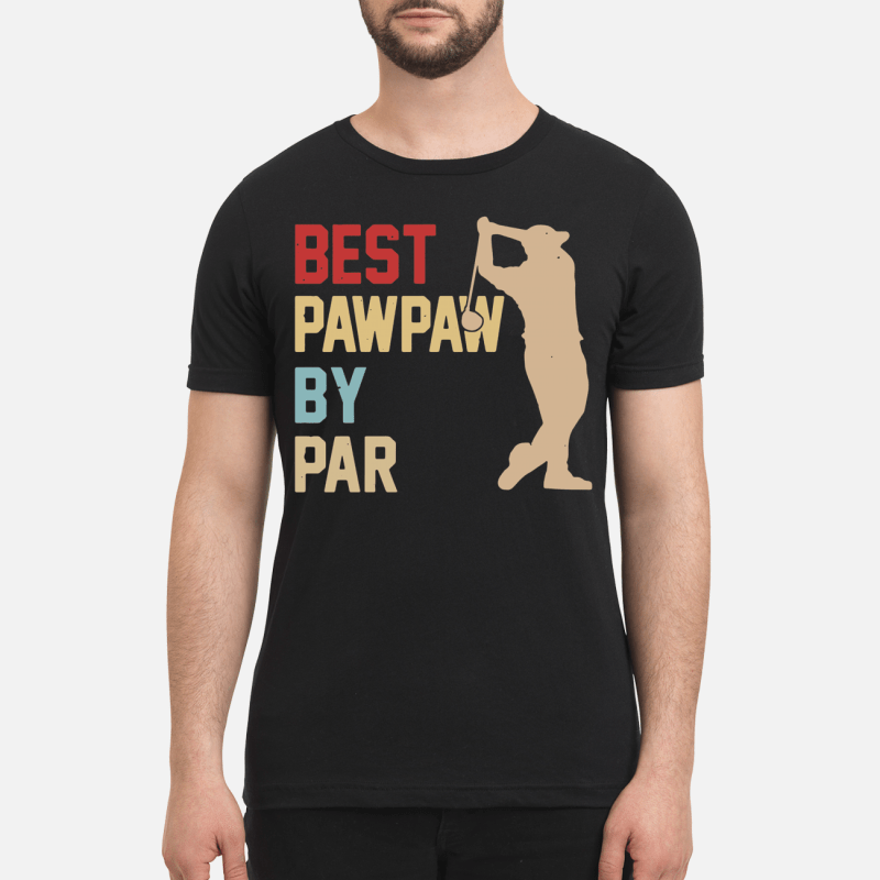 Best Pawpaw by par shirt