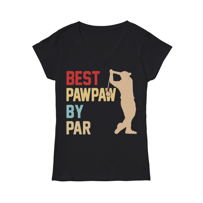 Best Pawpaw by par v-neck