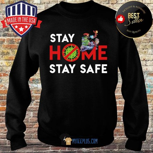 Cartoon Network Character Stay Home Stay Safe Coronavirus s Sweater