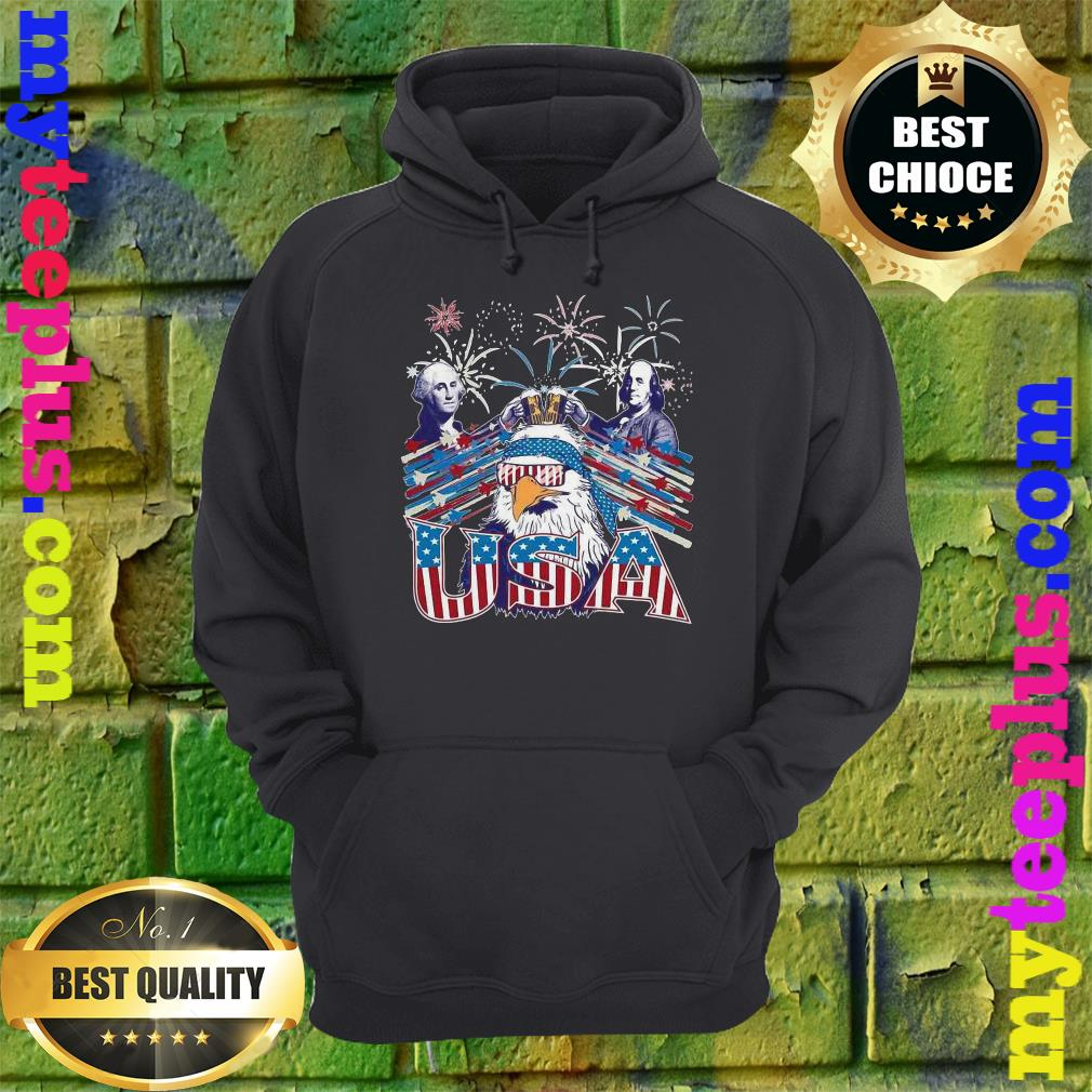 USA Epic American Pride Funny Merica 4th of July hoodie