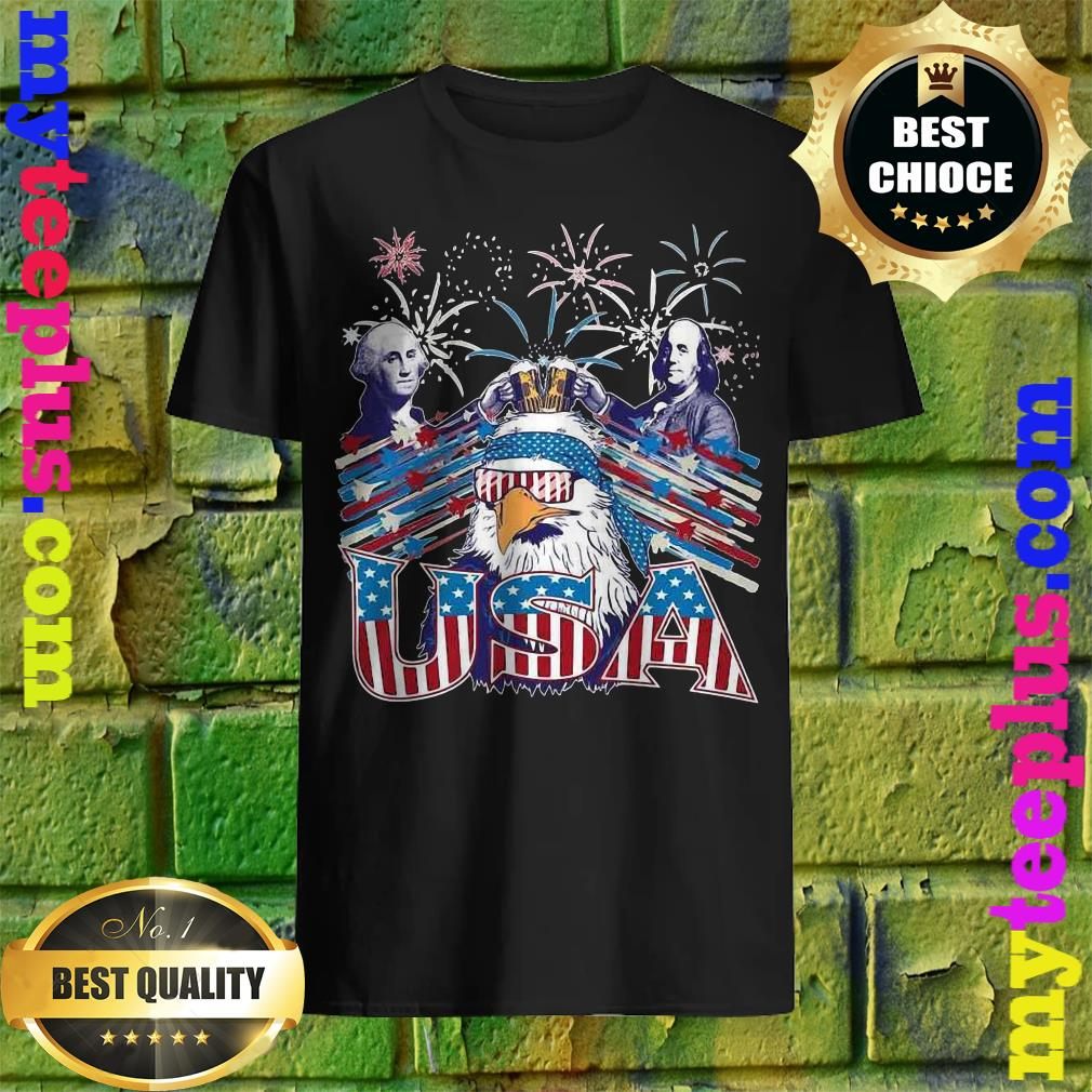 USA Epic American Pride Funny Merica 4th of July shirt