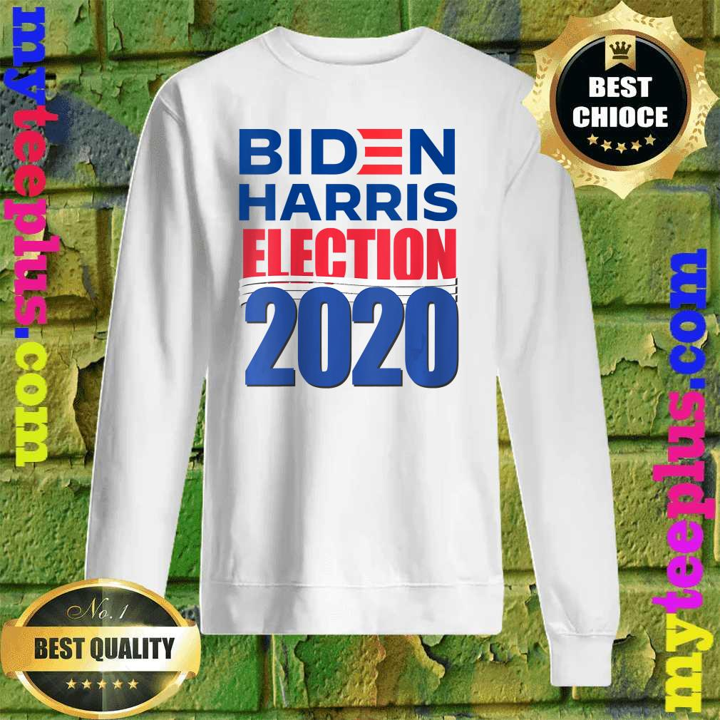 Joe Biden and Super Kamala Harris for President in 2020 Sweatshirt