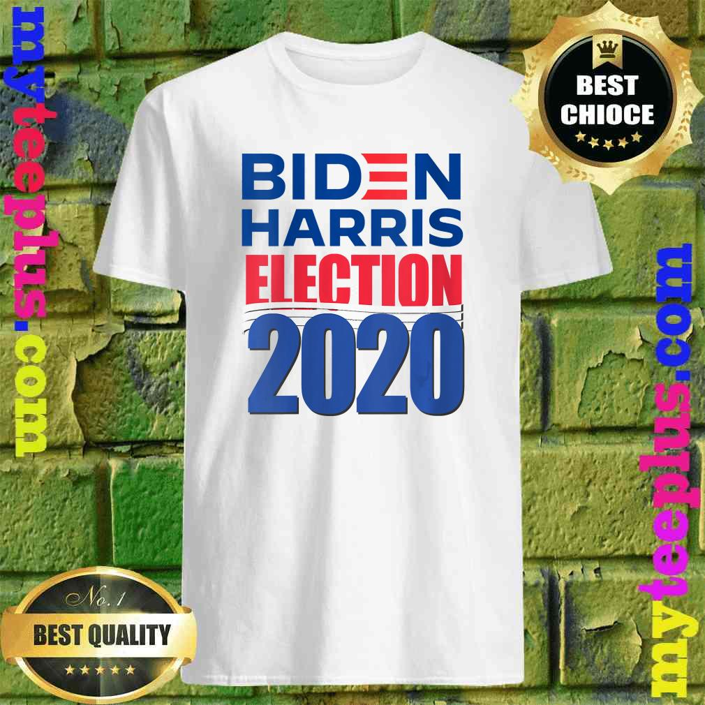 Joe Biden and Super Kamala Harris for President in 2020 T-Shirt