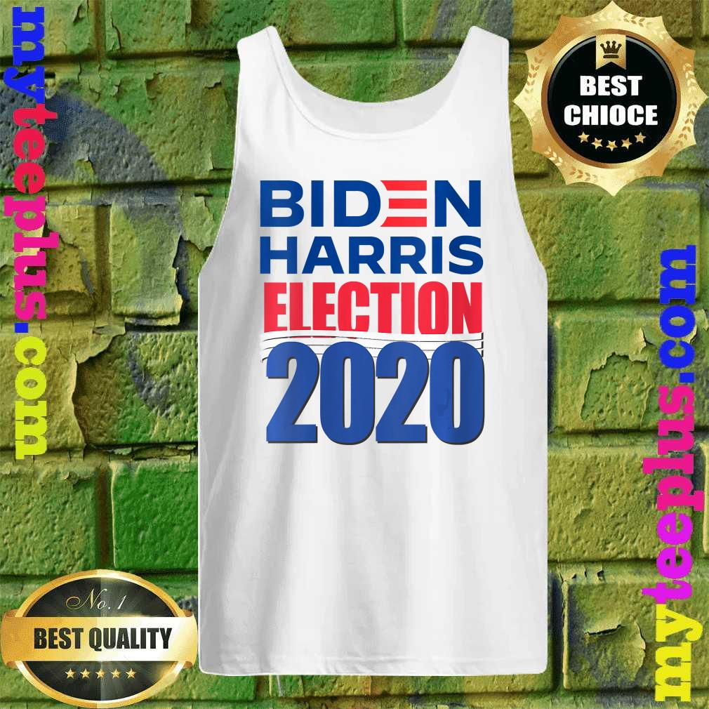 Joe Biden and Super Kamala Harris for President in 2020 Tank top