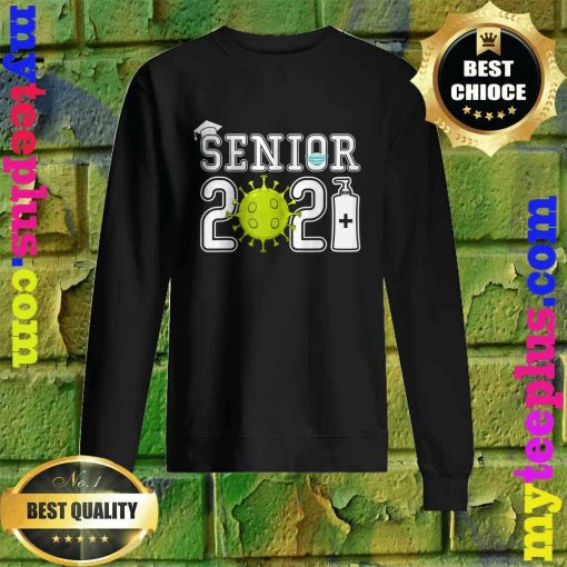 Senior 2021 Gift Class Of 2021 Senior Sweatshirt