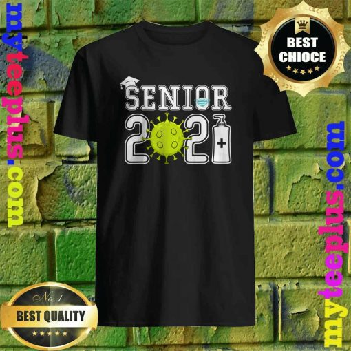 Senior 2021 Gift Class Of 2021 Senior T-Shirt