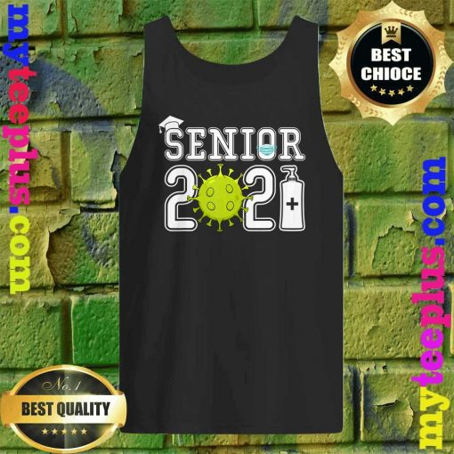 Senior 2021 Gift Class Of 2021 Senior Tank top