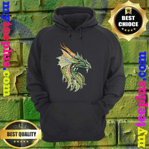 Celtic Dragon - Norse Mythological Dragon hoodie