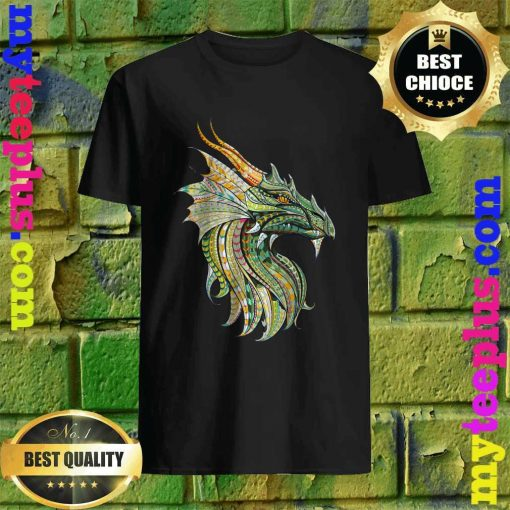 Celtic Dragon - Norse Mythological Dragon T-Shirt