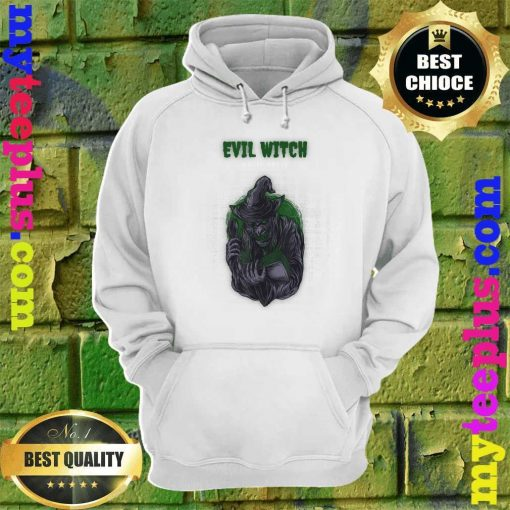 Evil Witch Simple Halloween hoodie