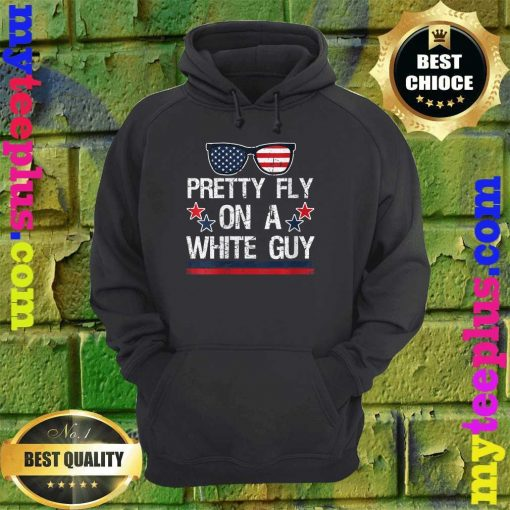 Pretty fly on a white guy,Fly On Pence Head Funny VP Debate hoodie