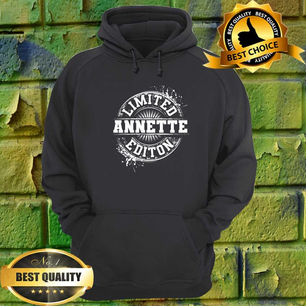 ANNETTE Limited Edition hoodie